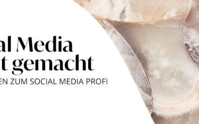 Social Media leicht gemacht – der persönliche Onlinekurs