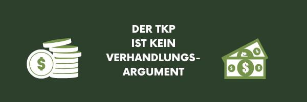 Wieso der TKP kein Argument für Preisverhandlungen bei Kooperationen mit Influencer*innen ist
